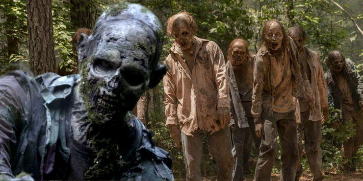 Por Que Os zumbis inteligentes de The Walking Dead são um buraco na trama da primeira temporada 1