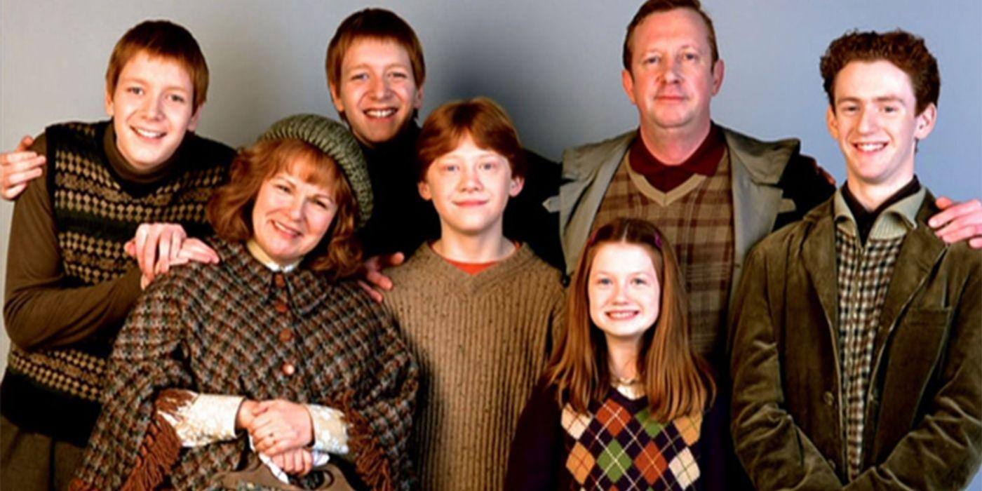in360news: Harry Potter: 5 Ways Arthur & Molly Weasley Had A Good ...