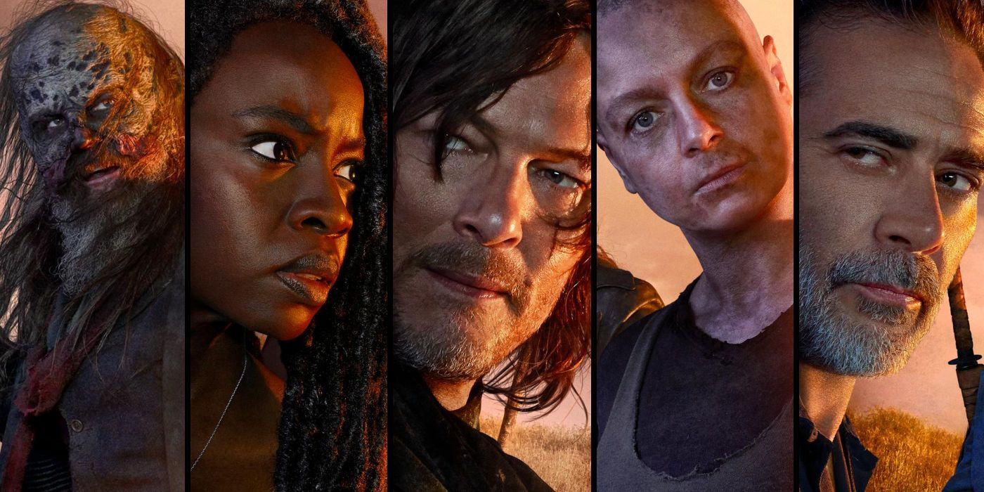 walking dead cast season 9