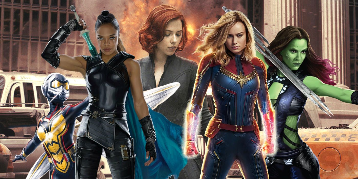 Johansson Wants All Female Marvel Movie Even Without Black
