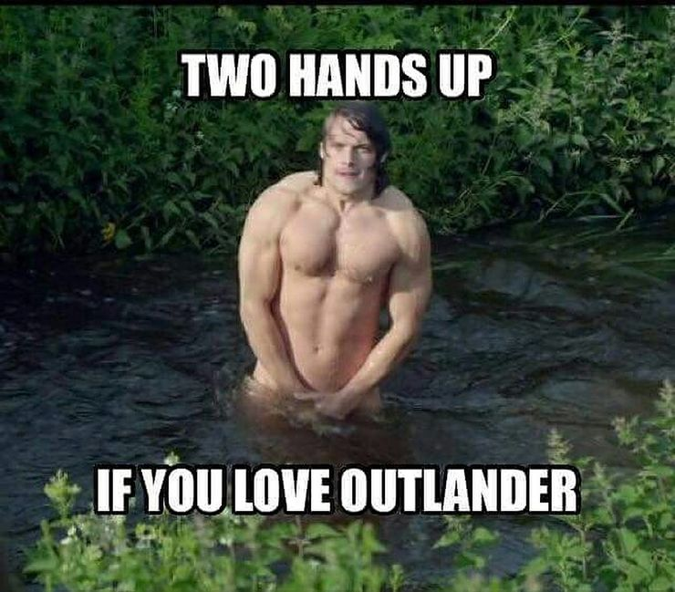 Outlander 10 Hilarious Jamie Memes That Are Too Funny