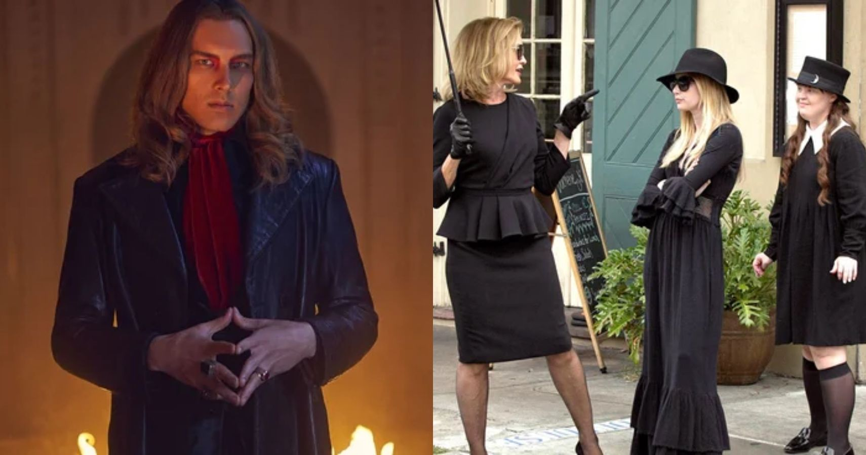 American Horror Story 10 Most Iconic Costumes Ranked