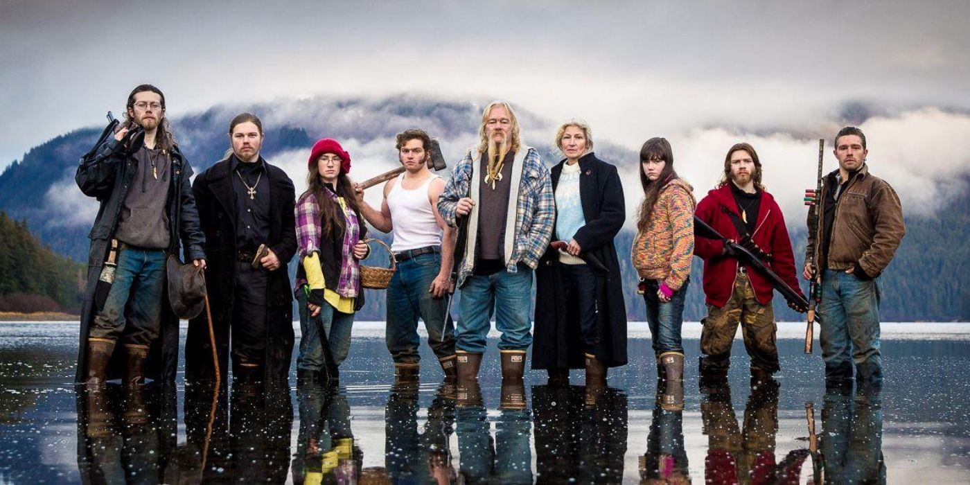Image result for Alaskan Bush People