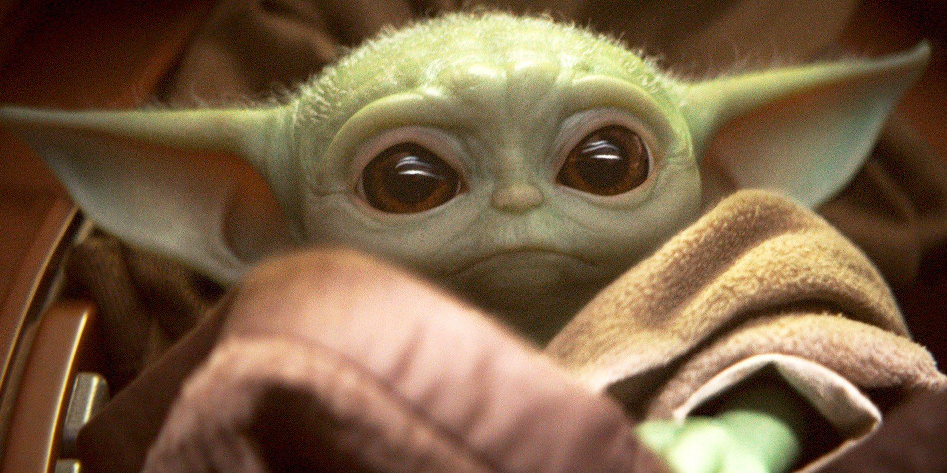 Disney+ Needs A Baby Yoda Avatar Option   Screen Rant