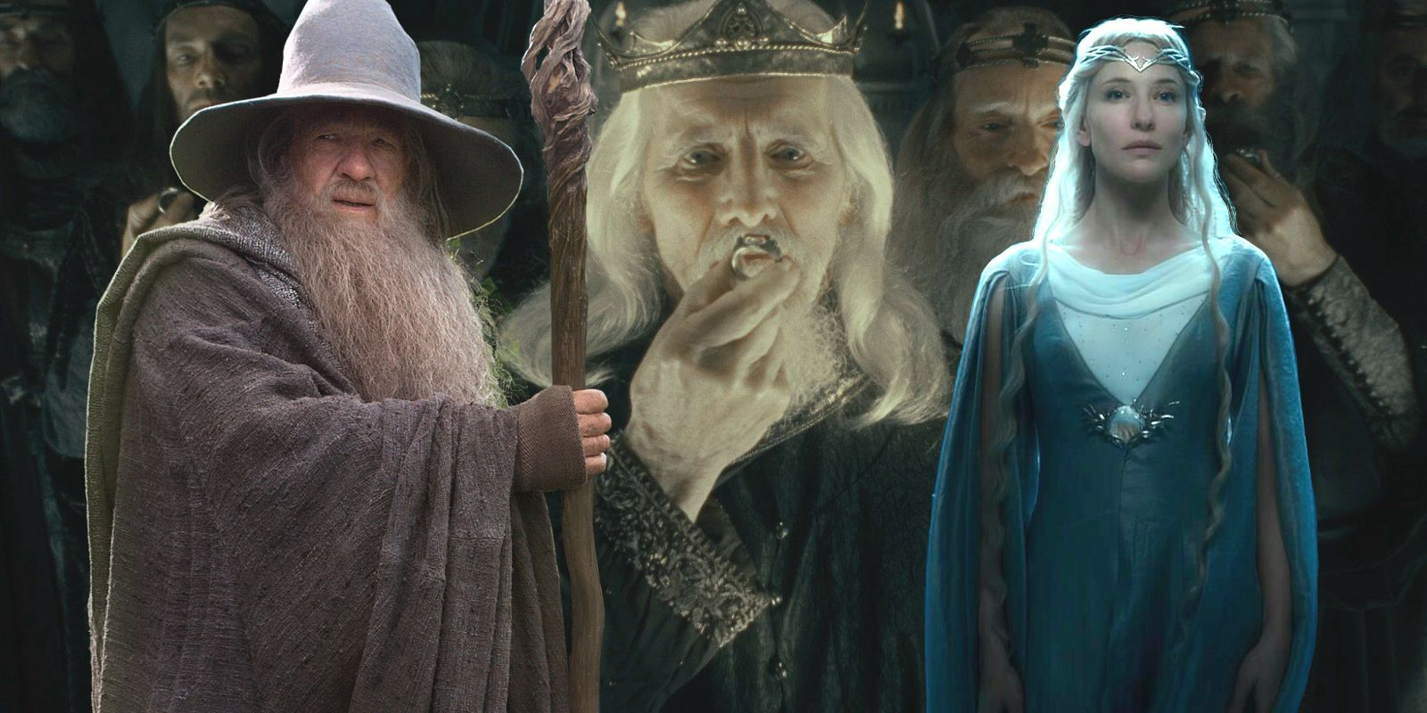 Lord Of The Rings: What Happened To The OTHER Rings Of Power