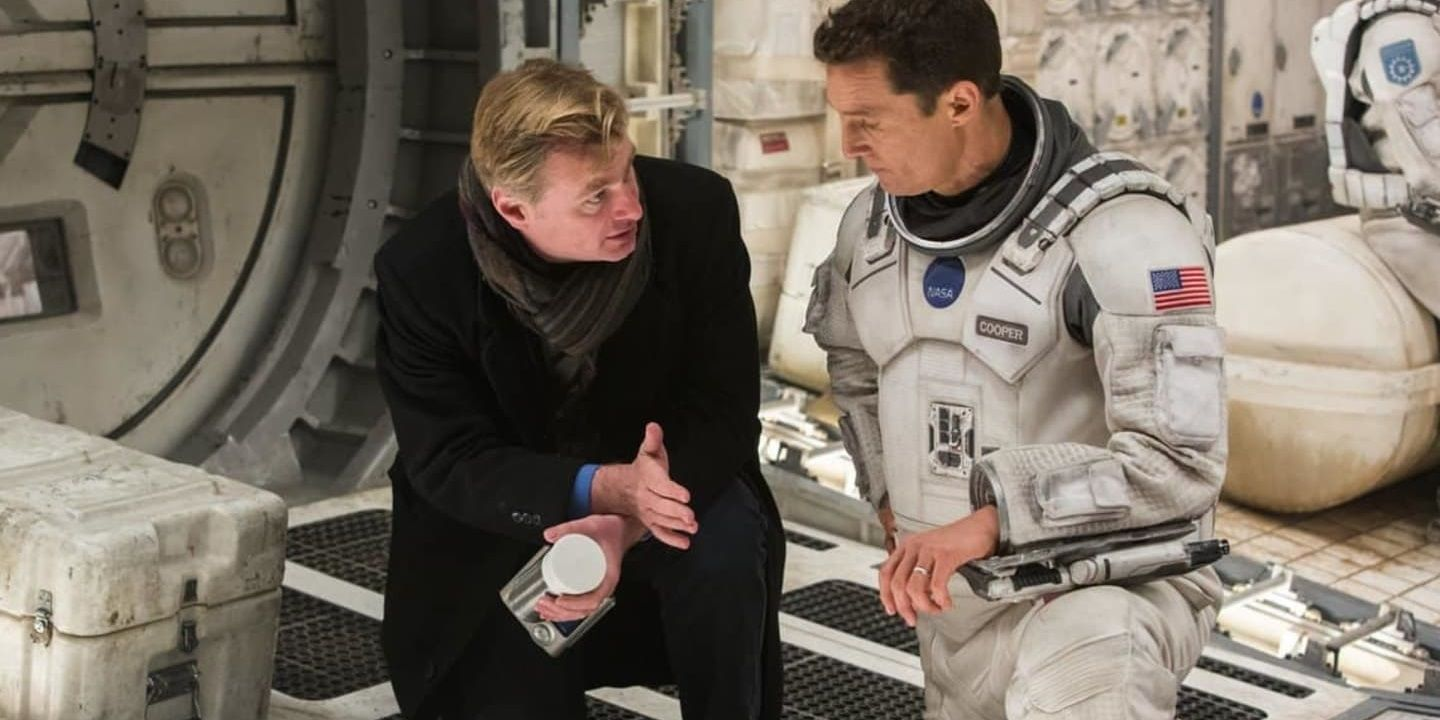 Why Christopher Nolan Doesn't Allow Any Chairs On Set