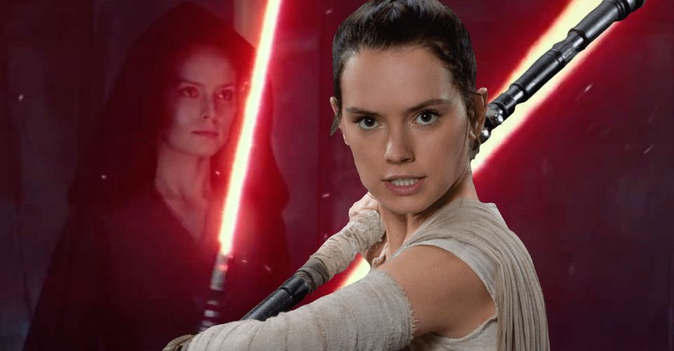 Star Wars 9 Theory Dark Rey Is The Original Rey Screen Rant