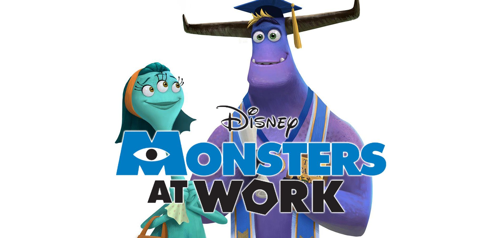 Disney S Monsters At Work Release Date Story Details