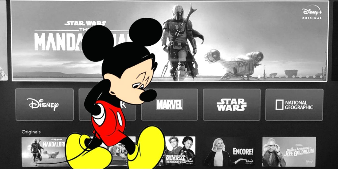 Disney+'s Biggest Problem Is Actually Its Content