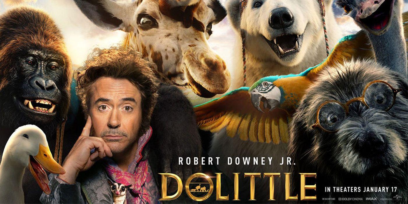 Image result for dr dolittle 2020