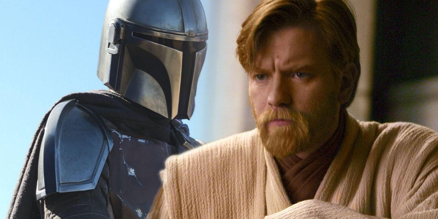 Star Wars: Obi-Wan Show Story Was Too Similar To The Mandalorian