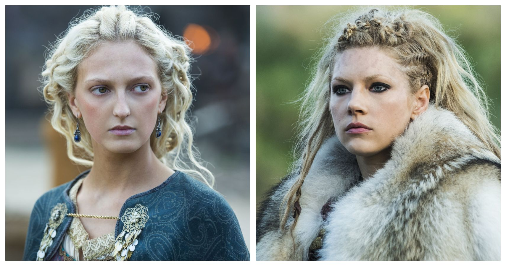 Vikings 10 Coolest Hairstyles For Women Screenrant