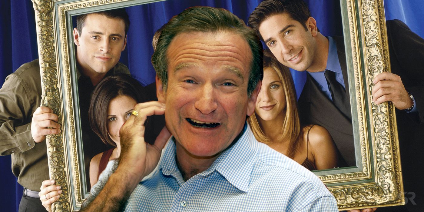 Friends: The True Story Behind Robin Williams' Surprise Cameo