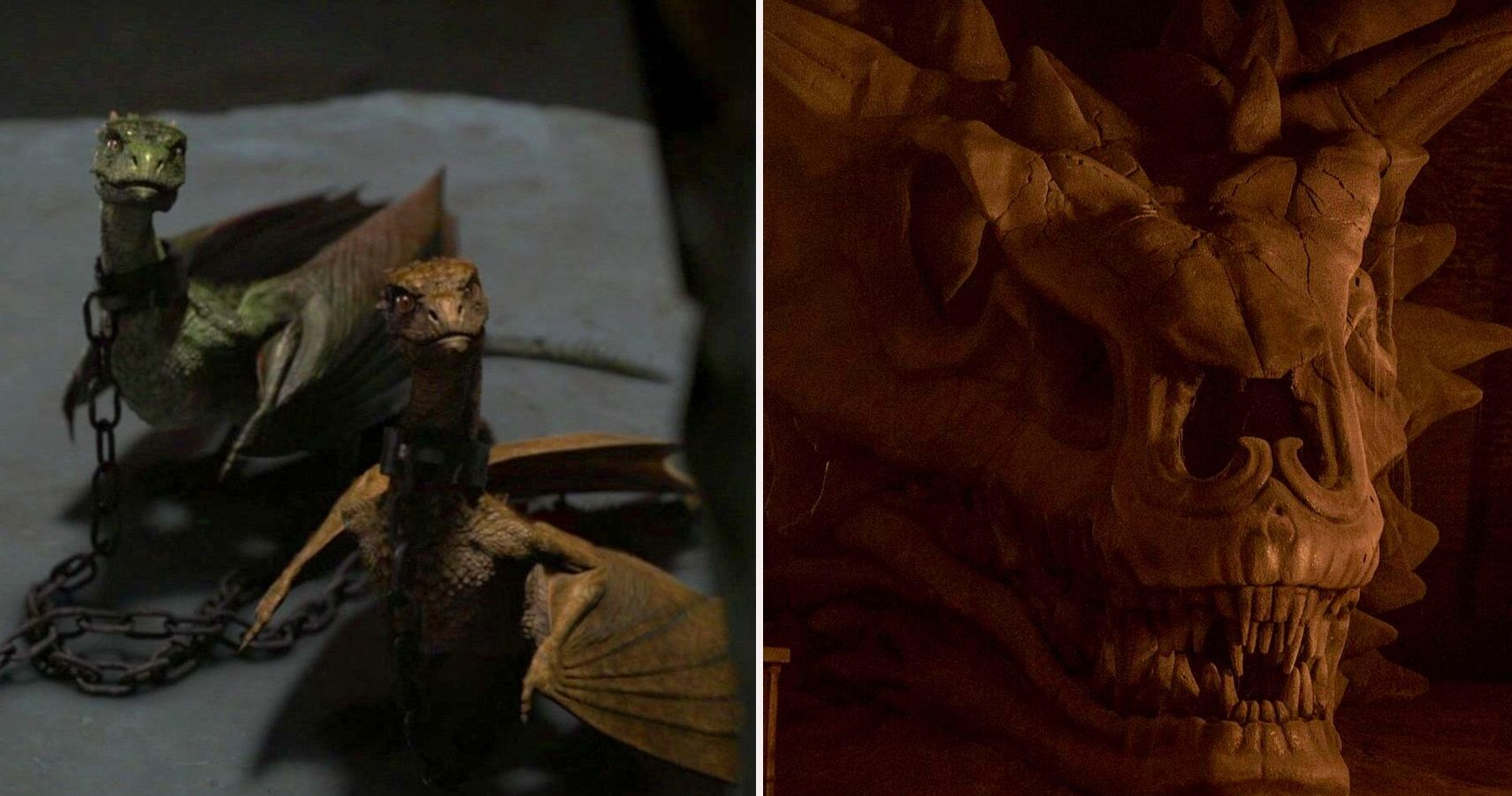Game Of Thrones 10 Hidden Details About The Dragons You Didn T Notice