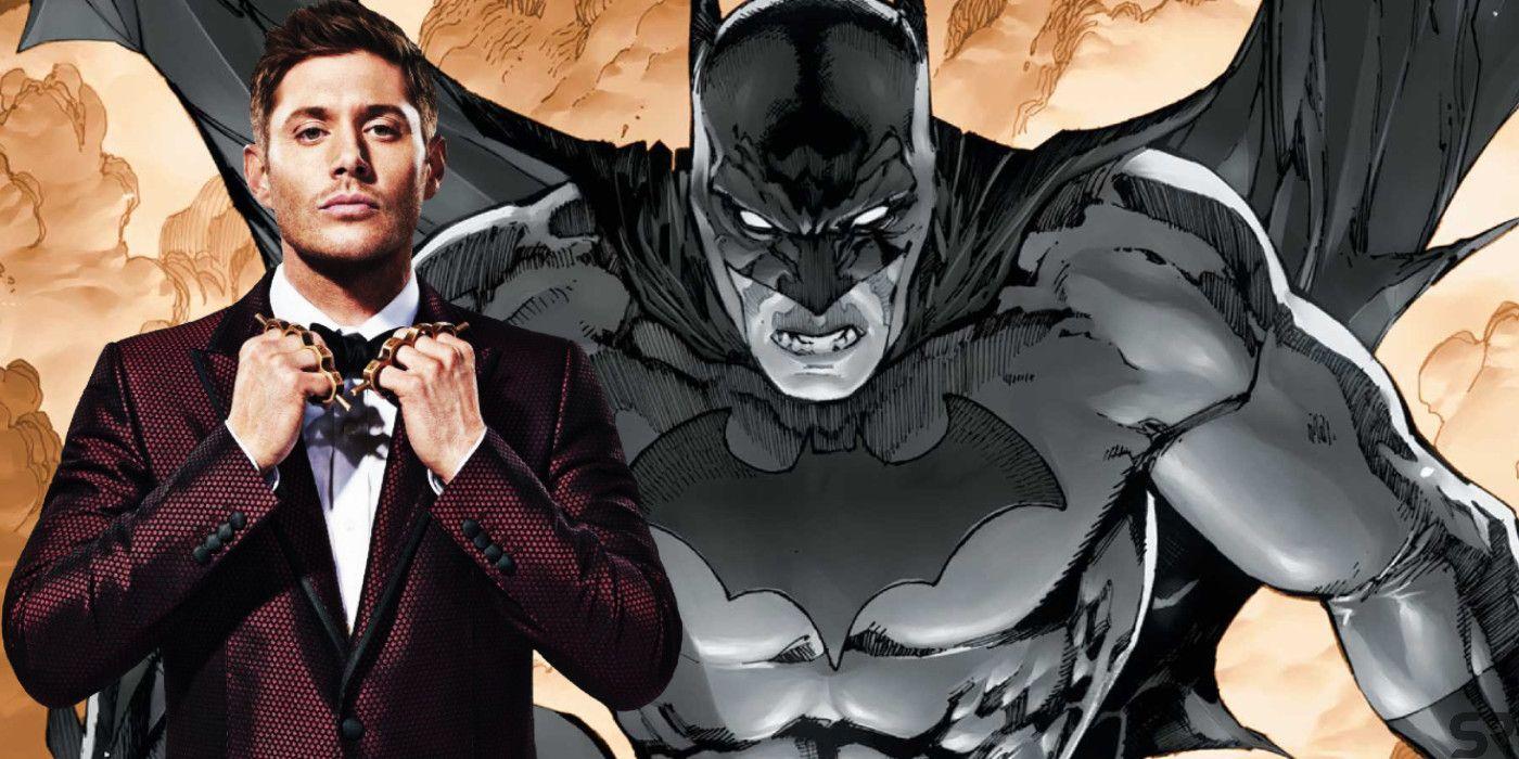 Arrowverse: Jensen Ackles Should Be Batman After Supernatural