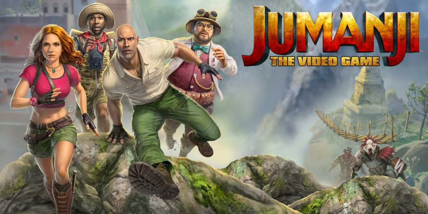 jumanji video game reviews - Jumanji, Free Mobile Game on iTunes for iPad and iPhone Manga Art Style