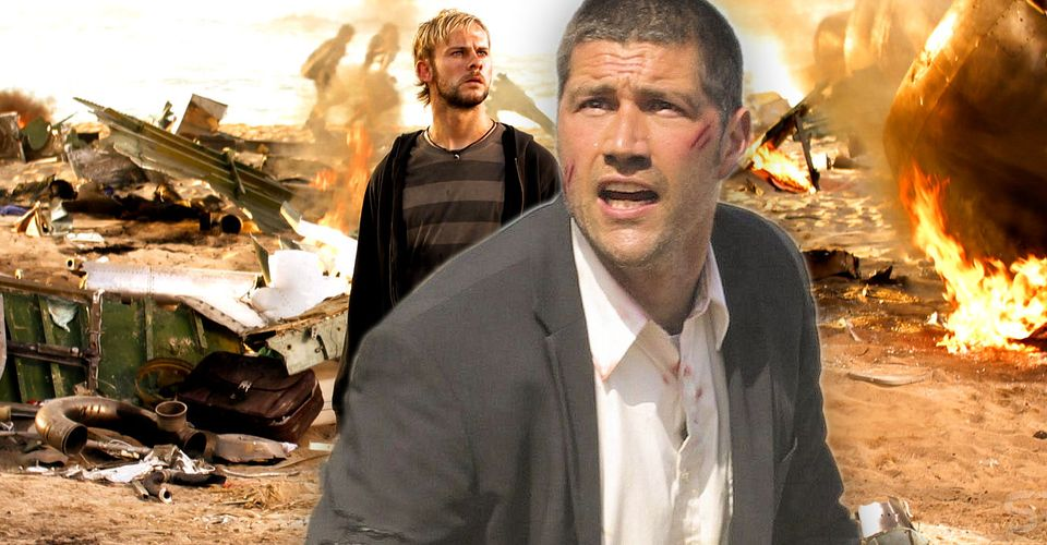 Jack Shephard was intended to die in the pilot of Lost.