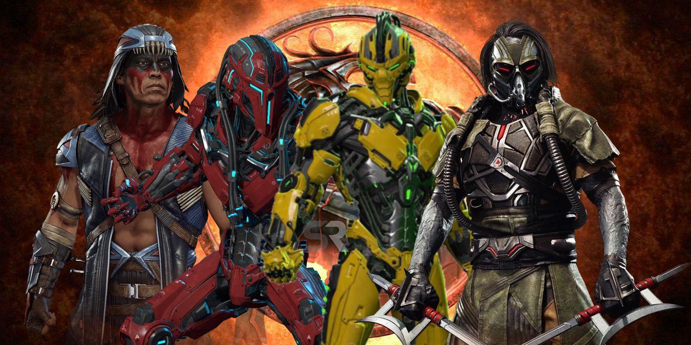 Mortal Kombat 3 Characters Confirmed For Upcoming Reboot