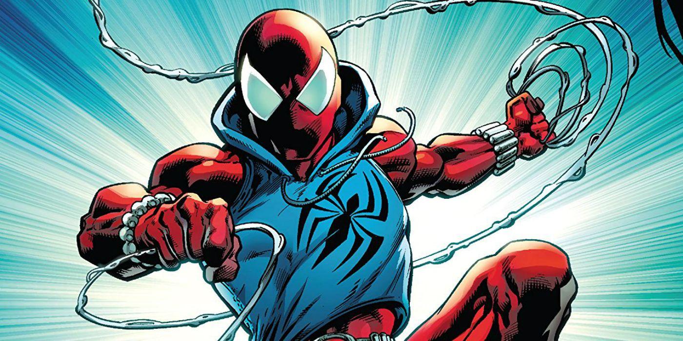 Clone Scarlet Spider-Man