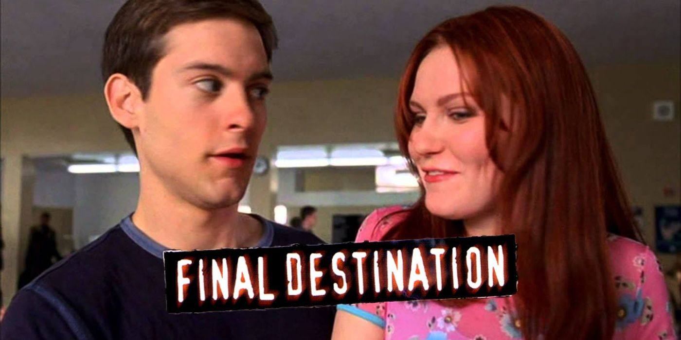Final Destination Almost Starred Maguire & Dunst (BEFORE ...