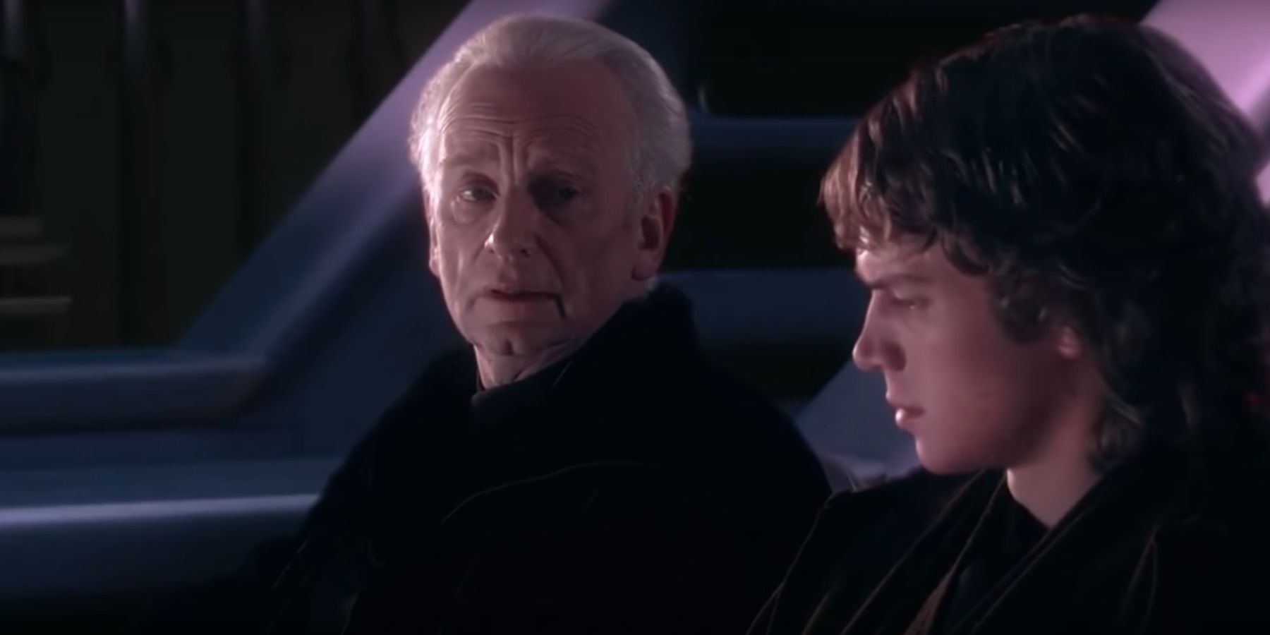 Jj Abrams Favorite Star Wars Prequel Scene Is Darth Plagueis