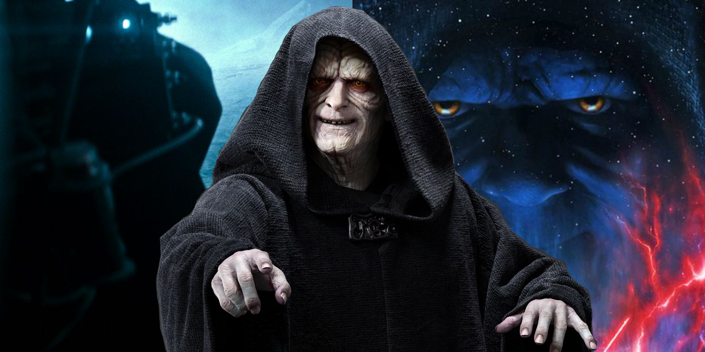 Rise Of Skywalker Palpatine Was Dead According To George Lucas Comictaq