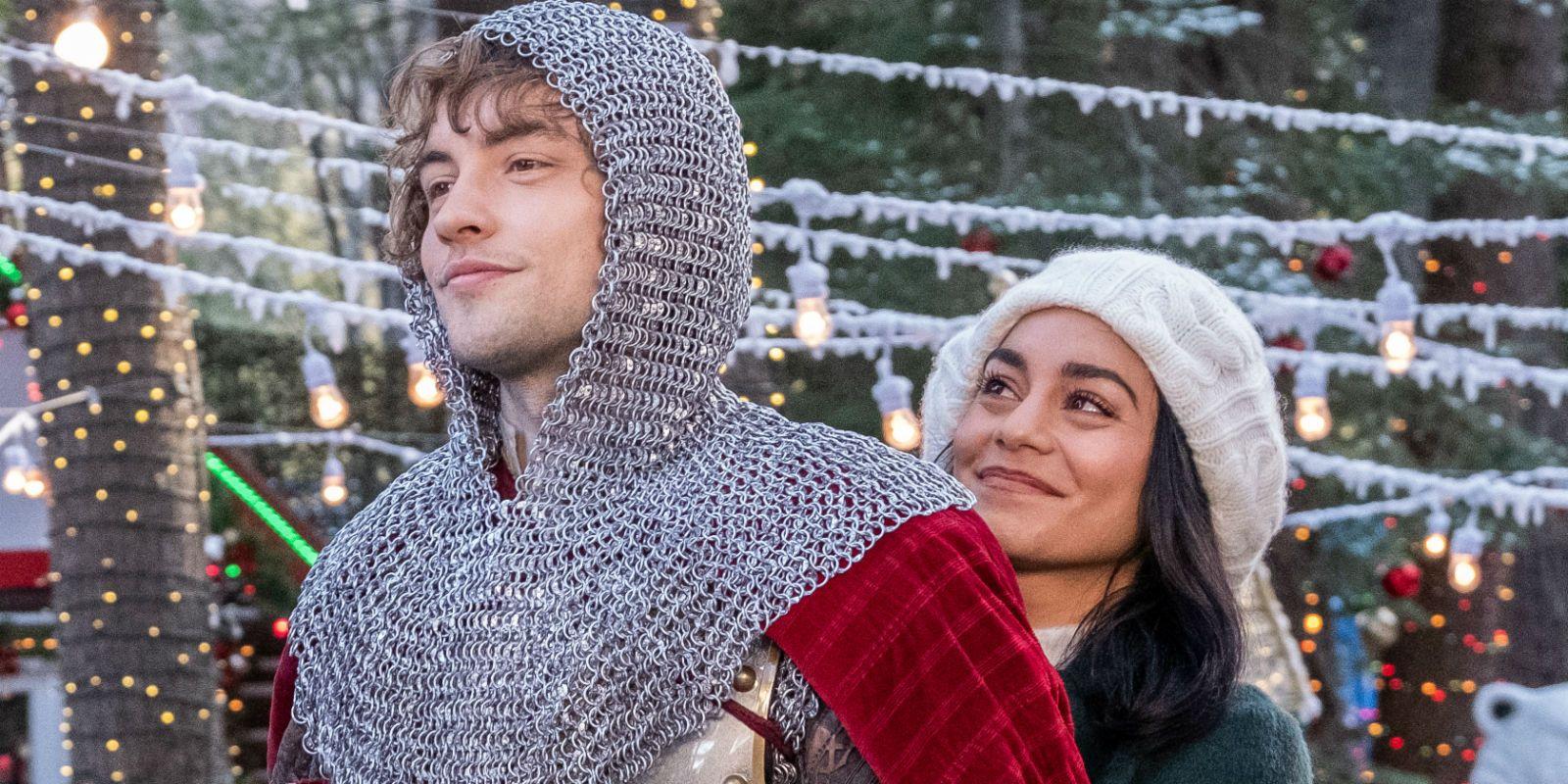 Knight Before Christmas Credits Scene