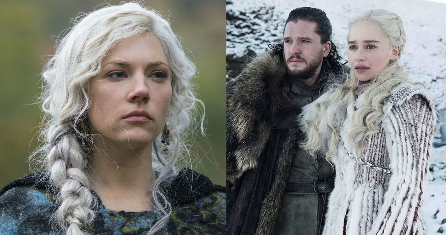 5 Things Game Of Thrones Does Better Than Vikings 5 Vikings Does Better
