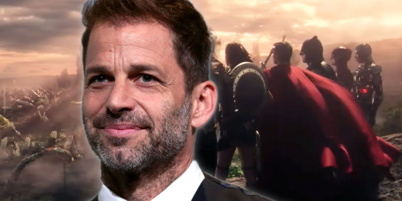 Justice League Snyder Cut Gets Support From Fast Food Chains (Seriously)