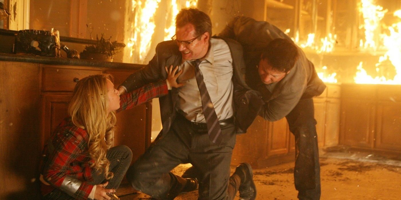 Tv And Movie News The 10 Best Episodes Of Heroes According To Imdb Screenrant Tv And Movie News