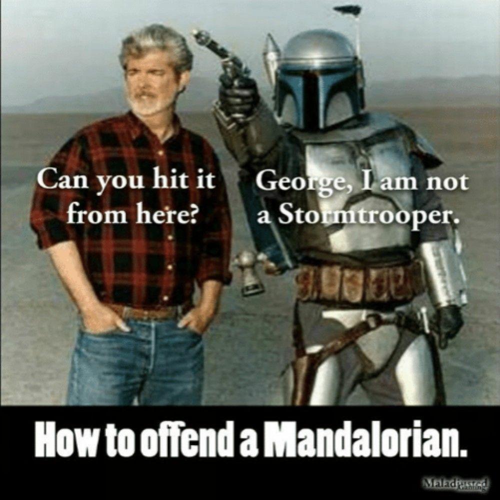 10 Finest Mandalorian Memes That Arent Child Yoda
