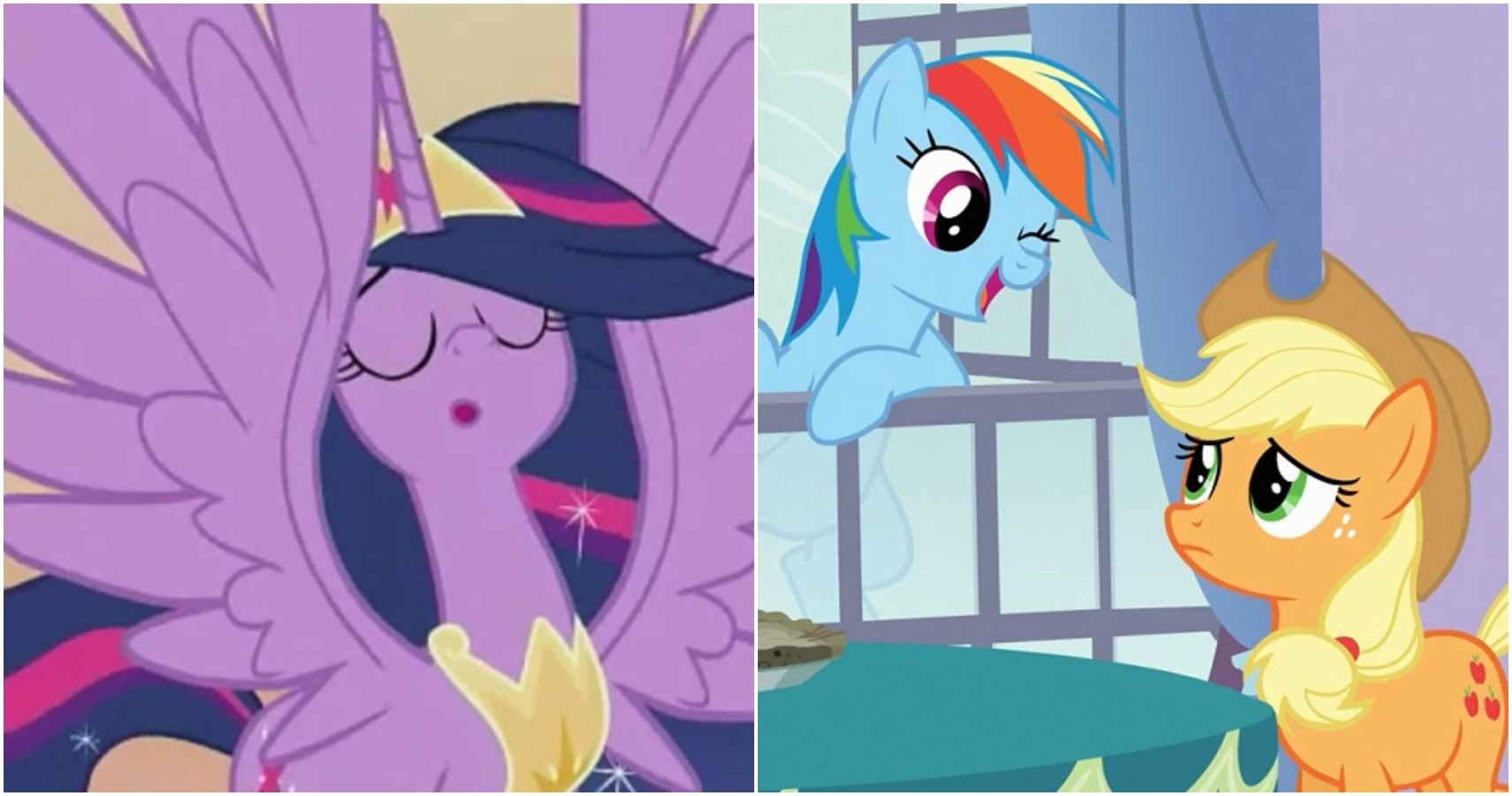 My Little Pony 10 Best Pairings In The Entire Series Scootaloo's parents are revealed in the episode season 9 episode 12 the last crusade. my little pony 10 best pairings in the