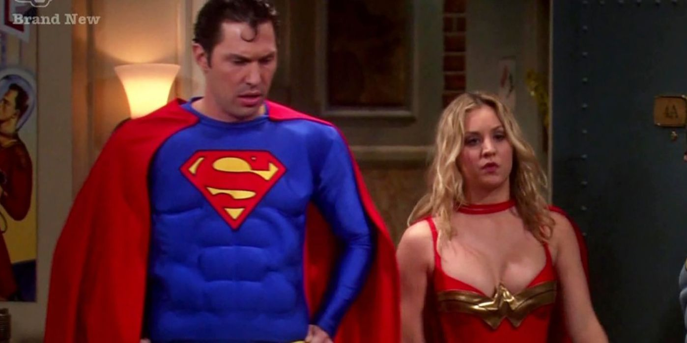 penny dating superman
