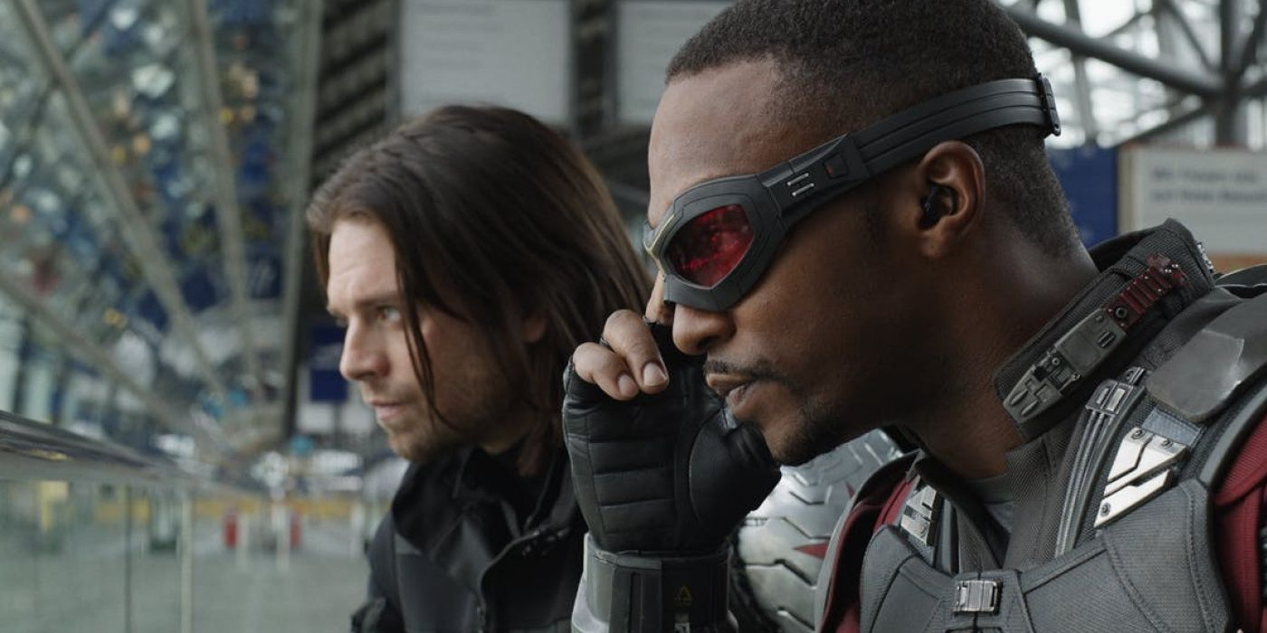 Falcon & Winter Soldier Toy Reveals Best Look At Sam Wilson's New Suit
