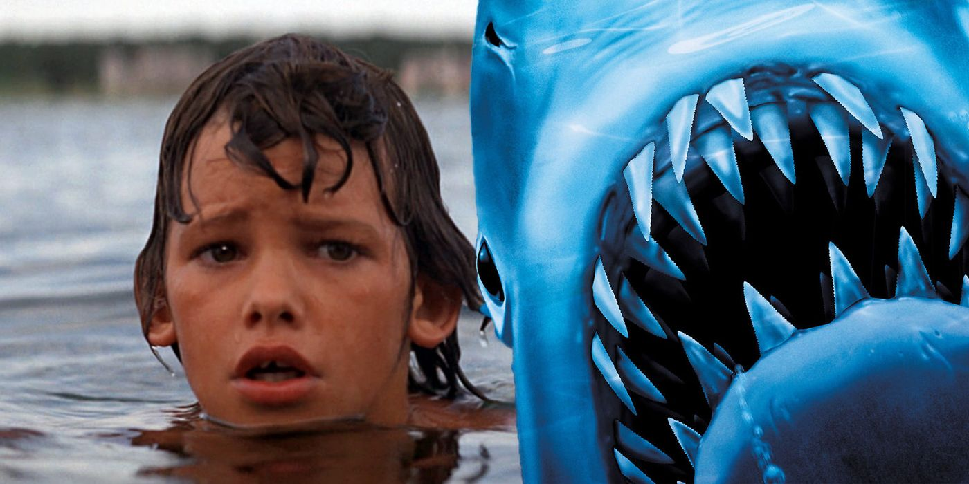 Jaws Deleted Scene Showed a Child Being Eaten | Screen Rant