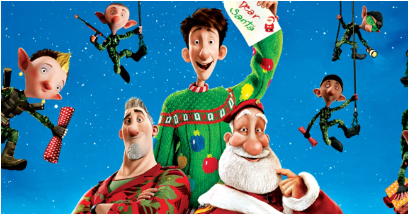 Arthur Christmas 5 Reasons It S An Underrated Holiday Classic 5 Reasons It Isn T