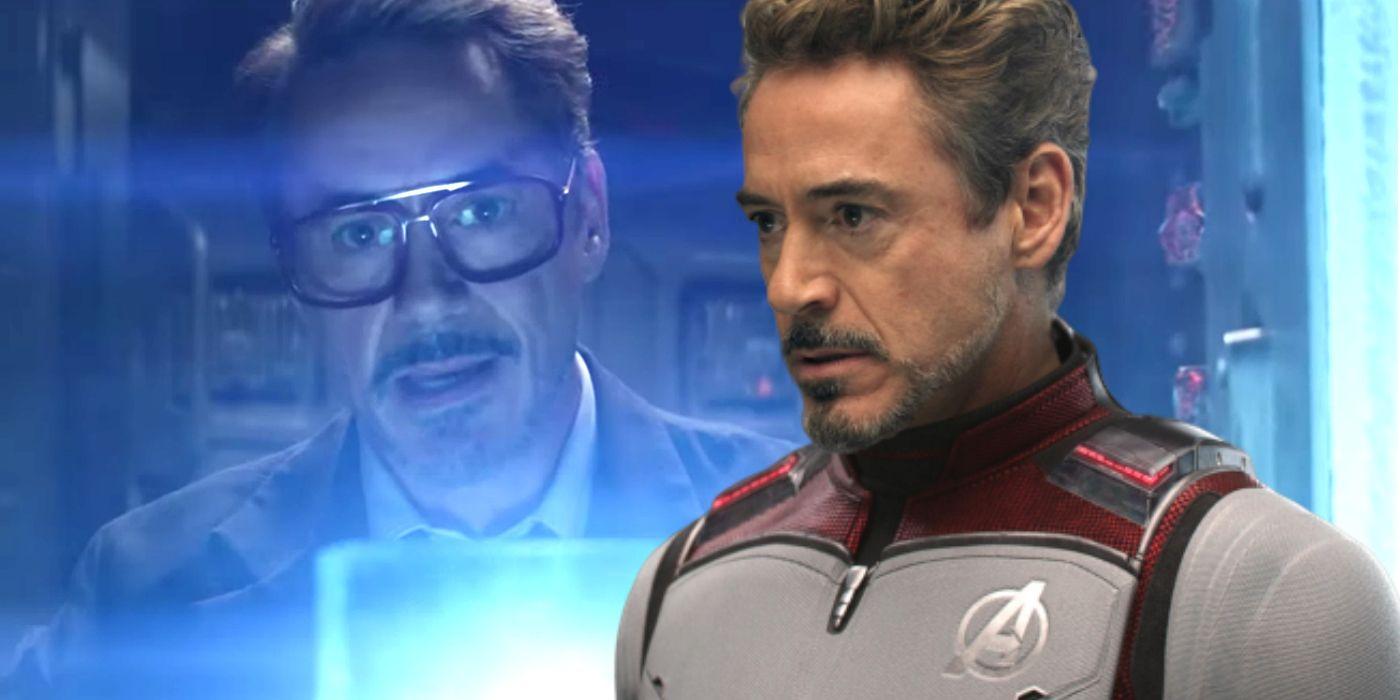 Endgame - How Tony Stark Knew To...