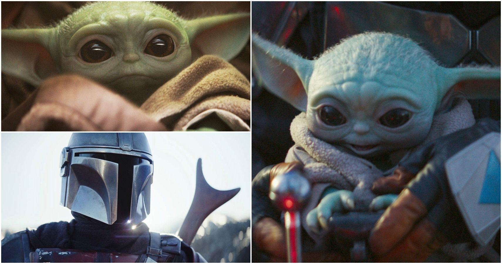 Mandalorian Yoda