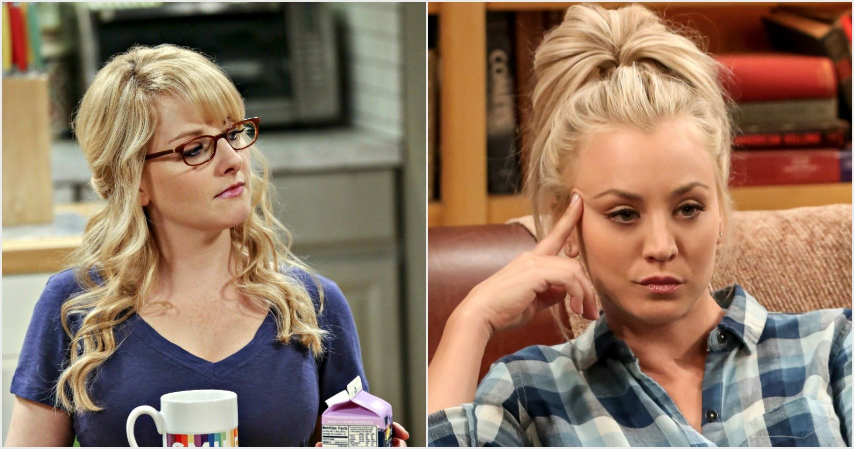 Big Bang Theory Penny Nachname