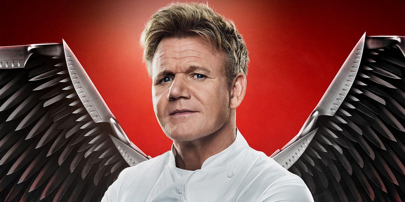 Gordon Ramsay HellS Kitchen Deutsch
