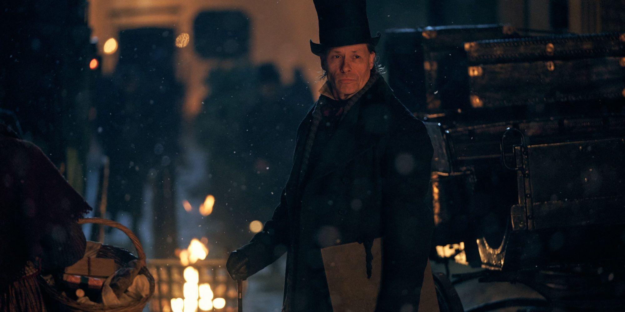 FX's A Christmas Carol Review | Screen Rant