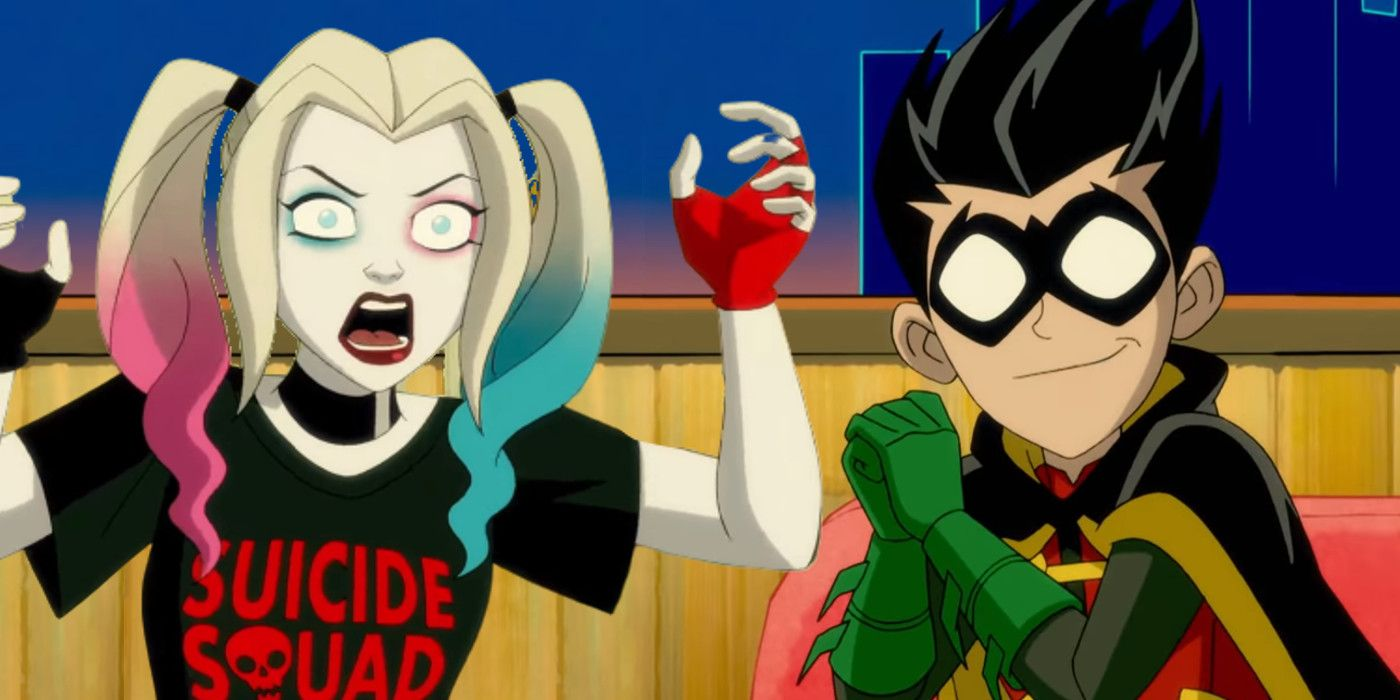 Harley Quinn's New Nemesis Is Robin: Why It Isn't Batman