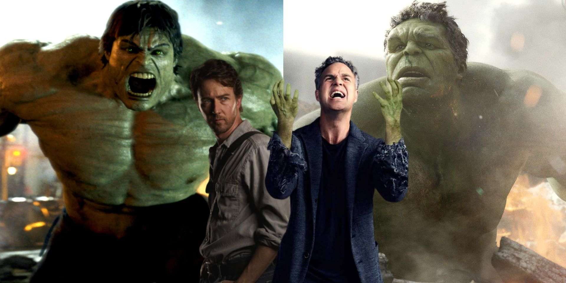 Every Marvel Character That`s Been Recast In The...