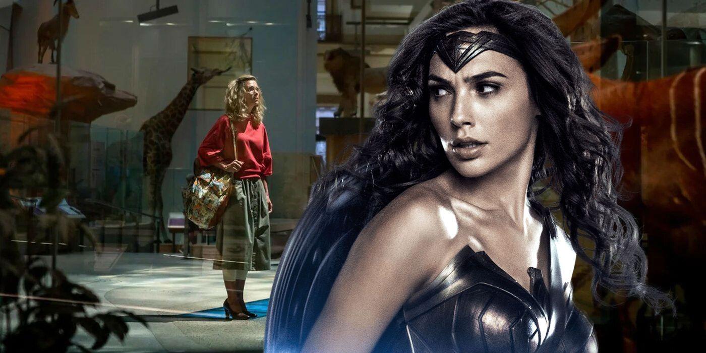 Wonder Woman 1984 Trailer Shouldn't Be Hiding Cheetah