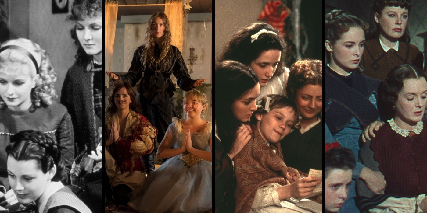 Little Women Every Adaptation Ranked Including The 2019 Movie