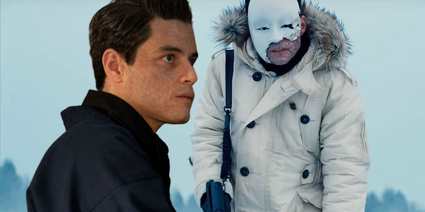 No Time To Die: Everything We Know About Rami Malek's Bond ...