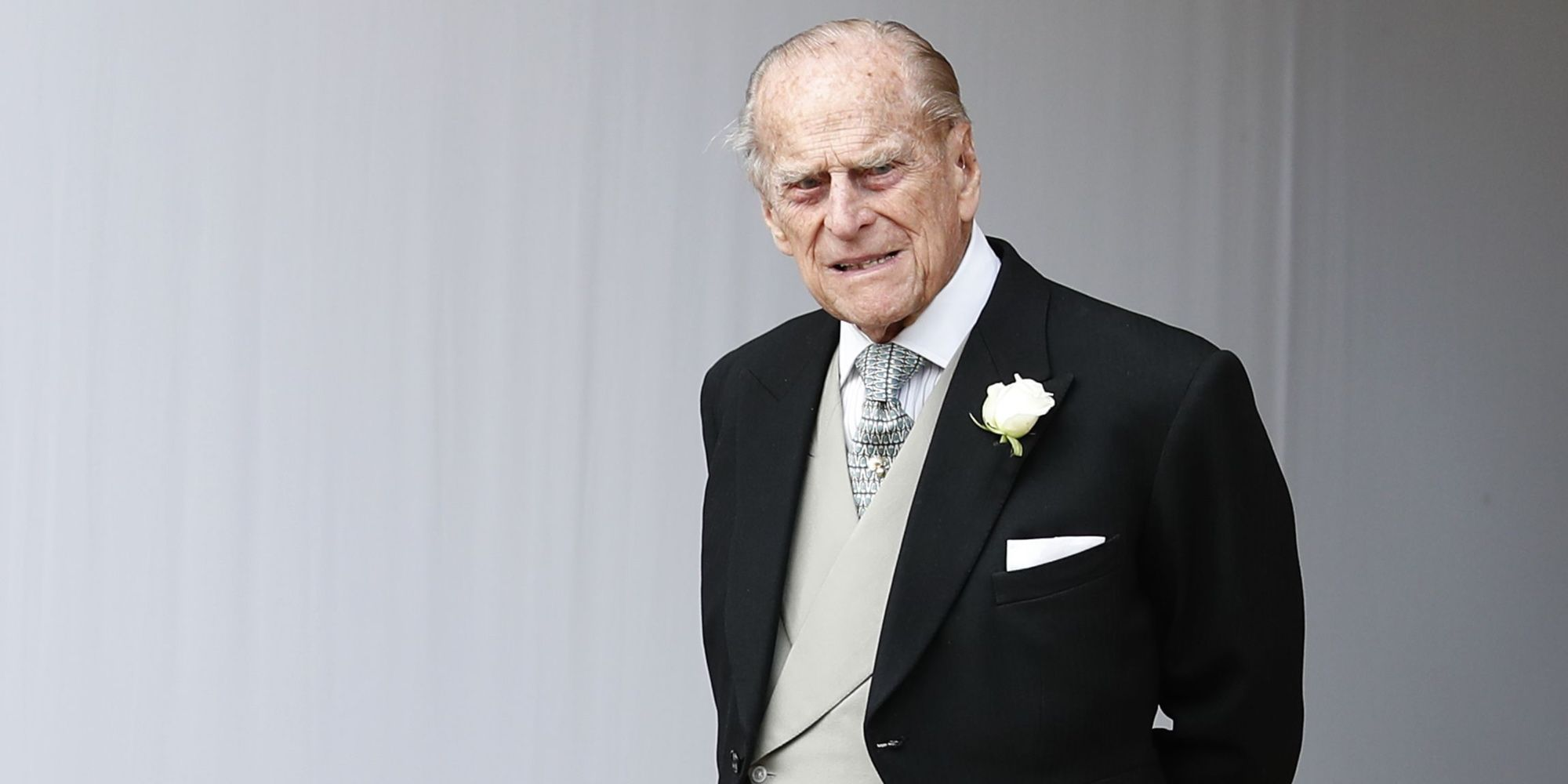 Prince Philip Gets Christmas Eve Hospital Discharge After 4-Nights