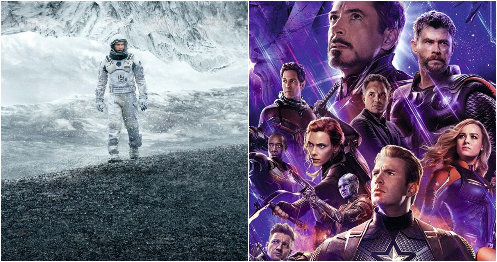The Best Sci-Fi Movies Every Year Of The Decade (According ...