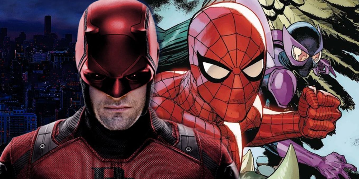 Spider Man Can Copy Daredevil S Blind Sight Power Too