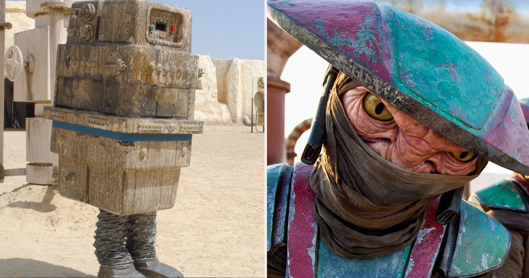 Star Wars The 10 Best Background Characters Ranked Screenrant